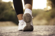 In terms of exercise, is walking enough?